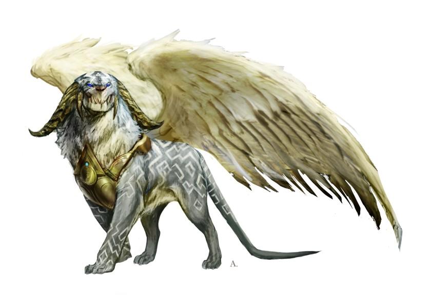 aleksi-briclot-magic-hook-concept-azorius-creature-archon